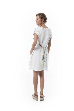 Mamatayoe Romeo&Juliet Dámské šaty bílé