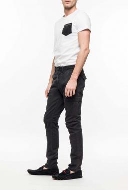 Ryujee RYC 131 kalhoty šedá