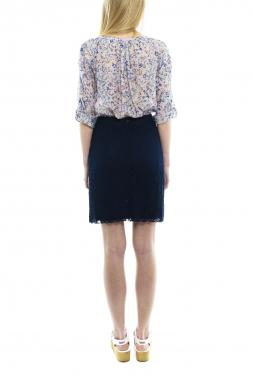 Mismash GAME dámská krátká sukně modrá