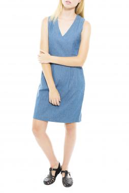 Paramita SICILIA dámské krátké šaty modré