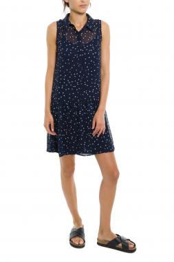Mismash BOLIVAR dámské krátké šaty modré