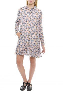 Mismash CARLINA šaty jedna barva