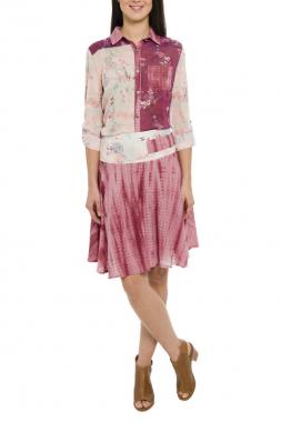 Smash GRISEUS sukně růžová