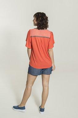 Smash KAINAH Dámské tričko oranžová