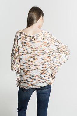 Smash MELIA Dámský sveter mix farieb barev