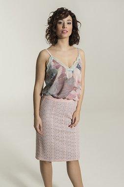 Smash JARA Dámská sukne ružová