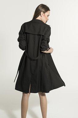 Smash NUVOL Dámský kabát čierna