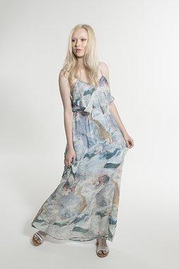 Smash MARY Dámské šaty modrá