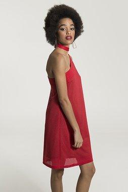 Smash MISTICA Dámské šaty červená