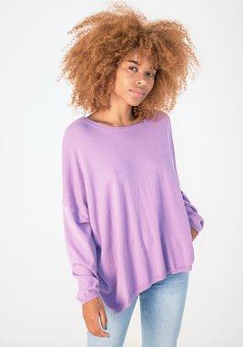 Smash TIFFANY Dámský svetr fialový