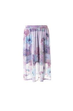 Smash SIDNEY Dámská sukně fialová
