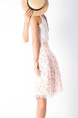 Smash ALEENA Dámská sukne ružová