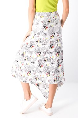 Smash CELINE Dámská sukne biela