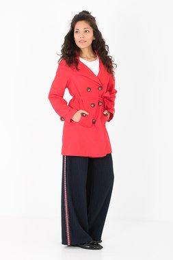Smash ANNABEL Dámský kabát červená