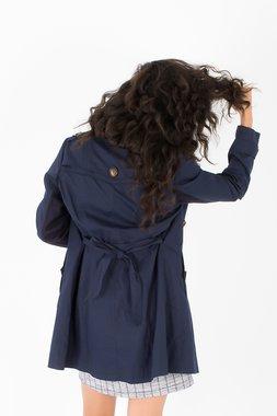Smash ANNABEL Dámský kabát tmavě modrý