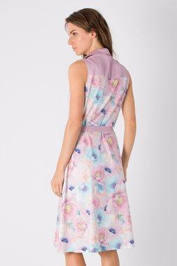 Smash NICOLE Dámské šaty fialová