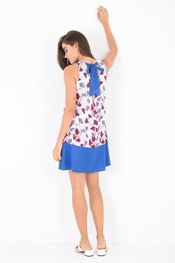 Smash ROSEMARY Dámské šaty modré