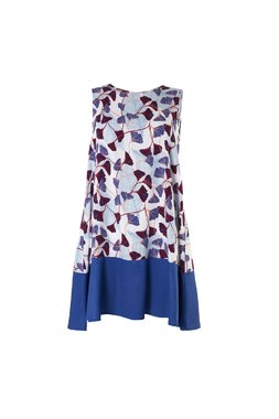 Smash ROSEMARY Dámské šaty modrá