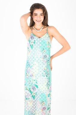 Smash LINARIA Dámské šaty zelené