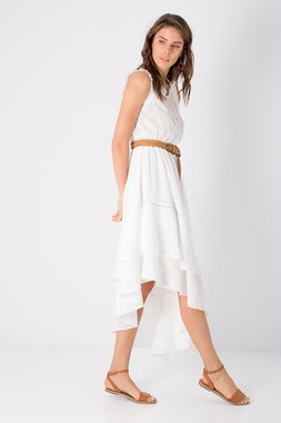Smash JAYDEN Dámské šaty biela