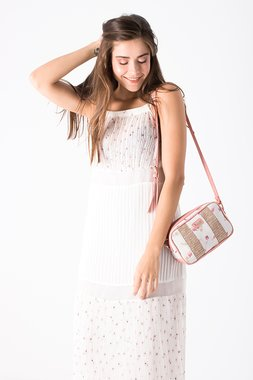 Smash MELODY Dámské šaty bílá