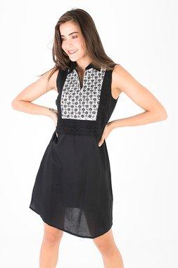 Smash MIKAELA Dámské šaty černé