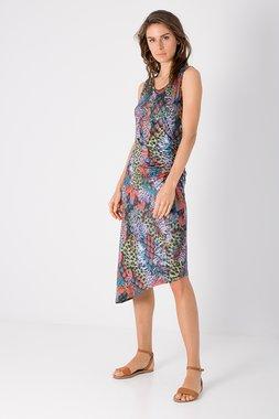 Smash LAINEY Dámské šaty s barevným vzorem