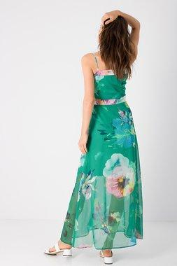 Smash DELILAH Dámské šaty zelené