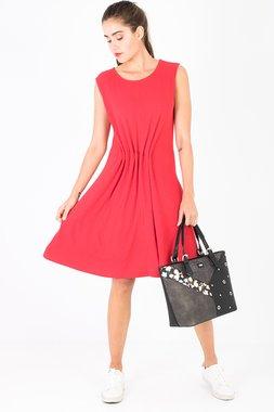 Smash JANE Dámské šaty červené