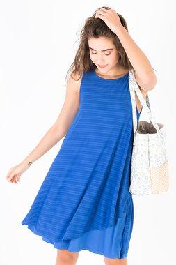 Smash ERICA Dámské šaty modrá
