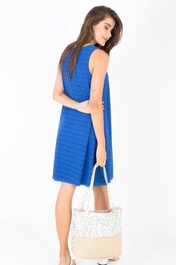 Smash ERICA Dámské šaty modré