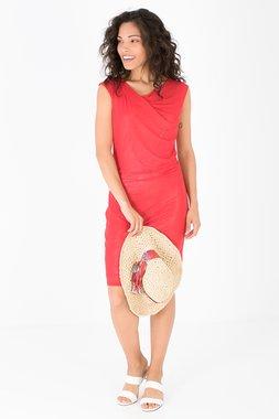 Smash HAGAR Dámské šaty červené
