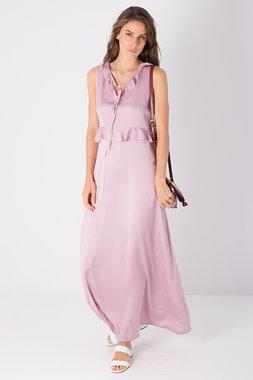 Smash ISABELA Dámské šaty růžové