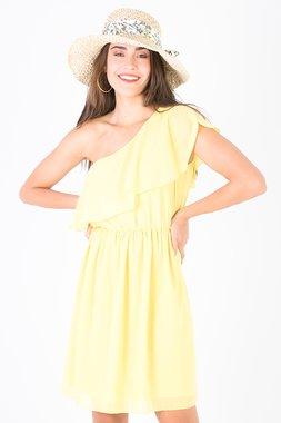 Smash BRIDGET Dámské šaty žluté