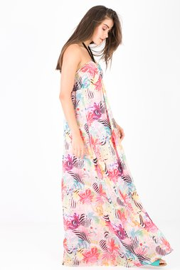 Smash ELEANOR Dámské šaty mix farieb barev