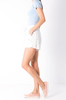 Smash VERONICA Dámské šortky biela