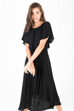 Smash JILLIAN Dámské šaty černé