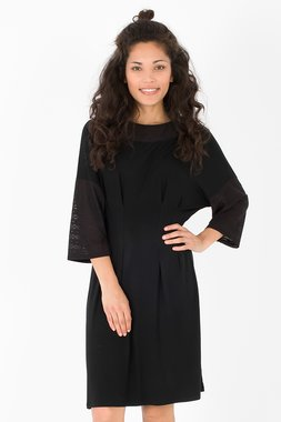 Smash CLAUDIA Dámské šaty černé