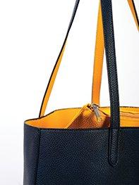 Smash KOLA Dámská kabelka tmavě modrá jedna velikost