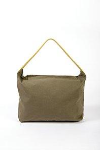 Smash BUHO Dámská kabelka tmavě zelená jedna velikost (S2021413)