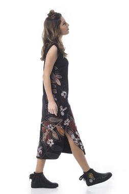 Mamatayoe Sacher Dámské šaty černé