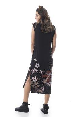 Mamatayoe Sacher Dámské šaty černá