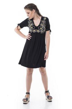 Mamatayoe Scanno Dámské šaty černé