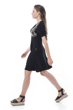 Mamatayoe Scanno Dámské šaty černá