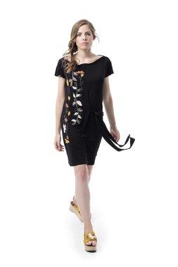 Mamatayoe Seda Dámské šaty černé