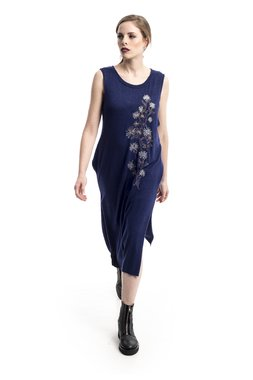 Mamatayoe Syenite Dámské šaty modré