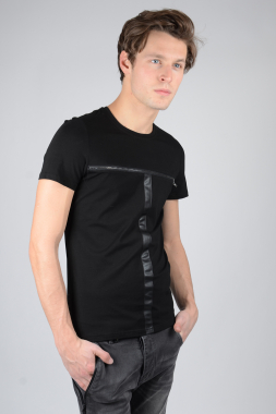 Ryujee Tristan tričko černá