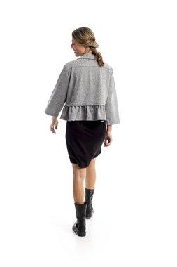 Mamatayoe Villandry Dámská bunda šedá