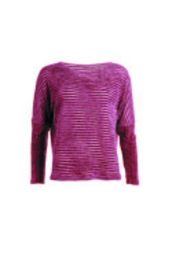 Smash ITURUP Dámský svetr růžový