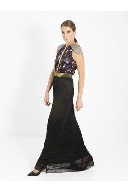 Smash KALAMA Dámská sukně černá